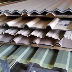Colorbond/Steel Panel Fencing